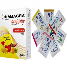 Kamagra Oral Jelly (7 sachets)