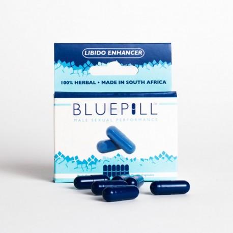 The Blue Pill for men (6 capsules)