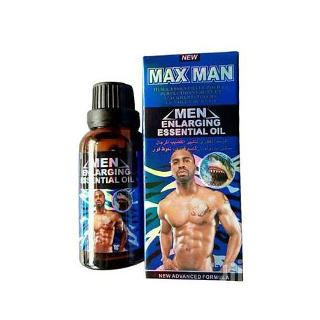 Maxman Essential Enlarging Oil