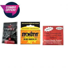 Men Combo Pack 1 - you save 10%