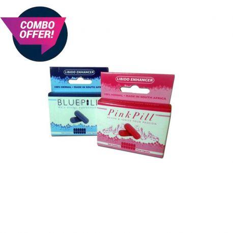 Blue Pill & Pink Pill COMBO PACK