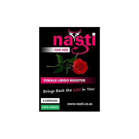 Nasti For Her Capsules (3 capsules)