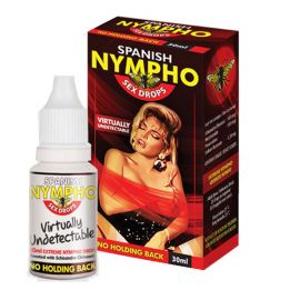 Spanish Nympho drops 30ml