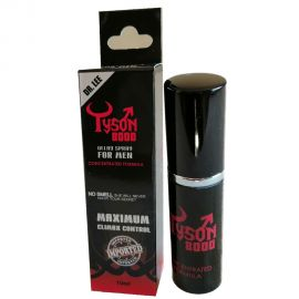 Tyson Delay spray for men