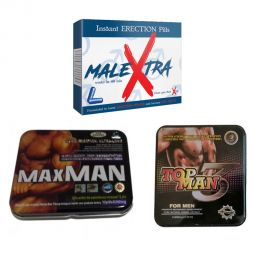 Men Combo Pack 4 - you save 10%