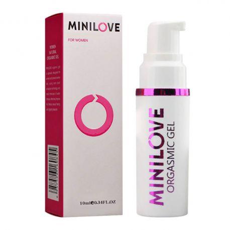 Minilove Orgasmic Gel for women